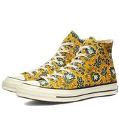 Converse Chuck Taylor 1970s Hi in Yellow
