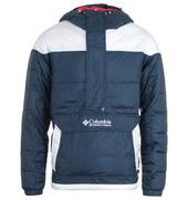 Lodge Pullover Jacket - Blue in Blue