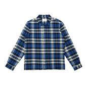Patch Shirt in Blue