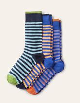 Favourite Socks in Navy and Blue