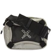 Kenzo Sport Crossbody Bag in Grey