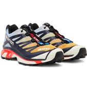 XT-4 Advanced Rubber-Trimmed Coated-Mesh Running Sneakers in Multicoloured