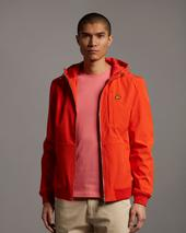 Lyle & Scott Men's Softshell Jacket in Orange