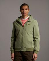 Lyle & Scott Men's Softshell Jacket in Green