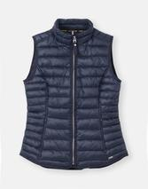 Furlton Padded Gilet with Recycled Wadding in Navy