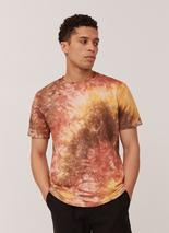 T Shirt in Multicoloured